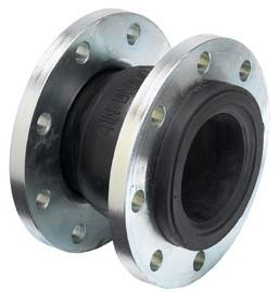 Sure Flow Single Sphere Flexible Connector | 150# Flange Fittings and Valves - Cleanflow