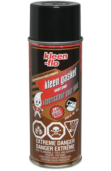 Kleen-Flo Kleen Gasket Maintenance Supplies - Cleanflow