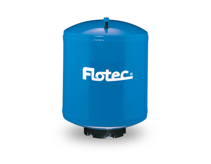 Flotec FP7100 Pre-Charged Pressure Tank (Vertical) | 6 Gallon