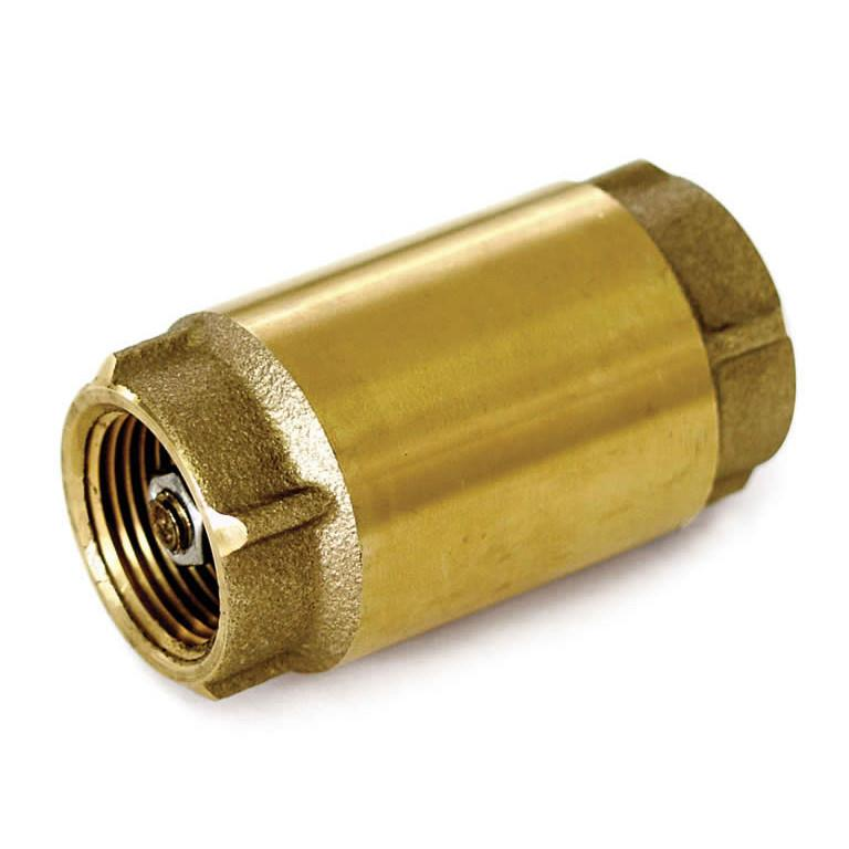 Lead Free Brass Jet Pump Check Valve Well Pumps and Pressure Tanks - Cleanflow