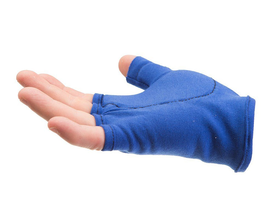 Impacto 501-04 Fingerless Knife Handler Cumulative Trauma Prevention Glove Ergonomics - Cleanflow