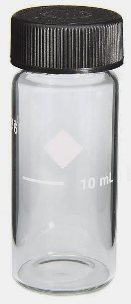 "Hach 2427606 Colorimeter 1"" Round Glass 10 ml Sample Cells 