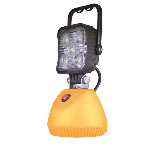 Paladin 15W Magnet Base Rechargeable LED Work Light Facility Equipment - Cleanflow