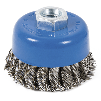 Jet Knot Twisted Cup Brushes Shop Equipment - Cleanflow