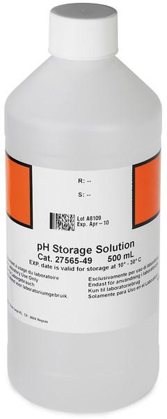 Hach pH Electrode Storage Solution Standard Solutions and Buffers - Cleanflow