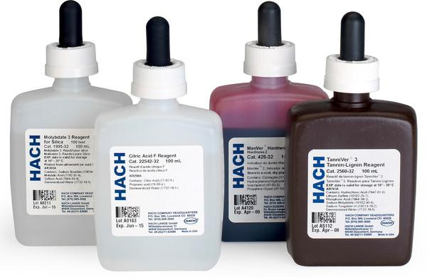 Hach® 2686832 Sodium Thiosulfate Solution, 2.12N 100 mL Reagents - Cleanflow