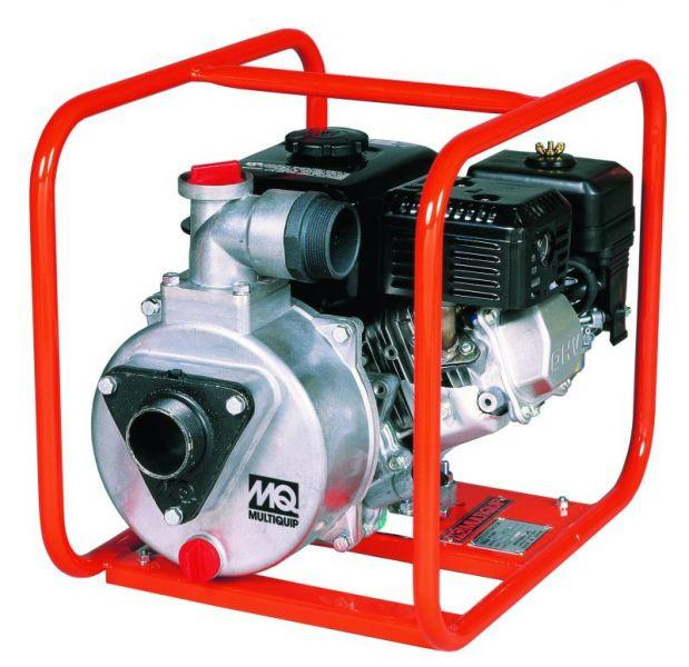 Multiquip QP303H Heavy Duty Gas Engine Water Pump, 3 Inch, 245 GPM Dewatering Pumps - Cleanflow