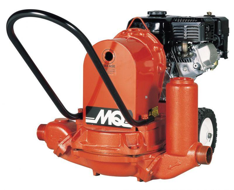 "Multiquip Honda Gas Engine Diaphragm Pumps | 2"" & 3"" Sewage and Trash Pumps - Cleanflow"
