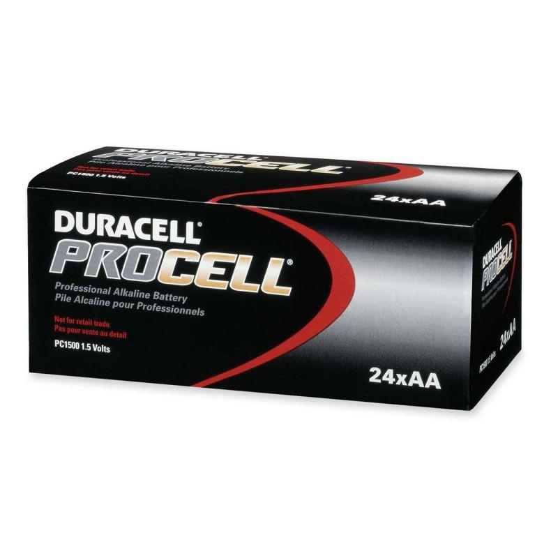 Duracell Procell Professional Alkaline Battery | AA Cell Maintenance Supplies - Cleanflow