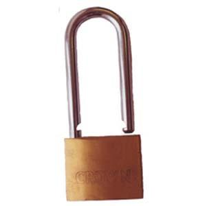 "Keyed Alike Brass Padlocks | 2-1/2"", 3-1/2"" and 5-1/2"" Shackle Facility Safety - Cleanflow"