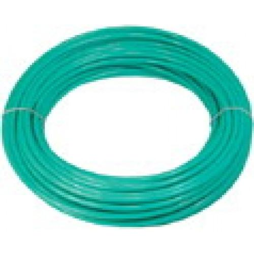 "Green Linear Low Density Poly (LLDPE) Tubing | Food Grade | 1/4"" OD 