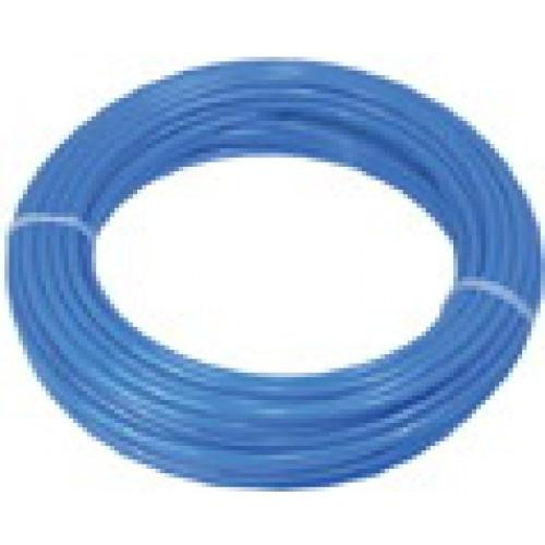 "Blue Linear Low Density Poly (LLDPE) Tubing | Food Grade | 1/4"" OD 