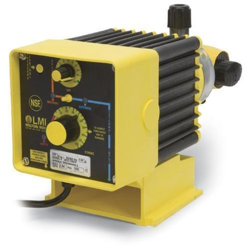LMI Two Dial B HI Series Chlorine Metering Pumps