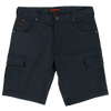 Tough Duck 6310 Flex Twill Contractor's Cargo Short | Navy Work Wear - Cleanflow