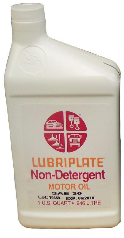 Lubriplate Non-Detergent Motor Oil | SAE 10, 20, 30 and 40 Maintenance Supplies - Cleanflow