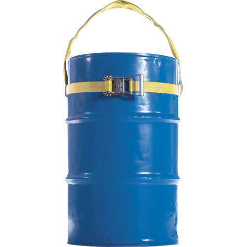 Drum Lift Sling | 1000 Lb Capacity Water Treatment Chemicals - Cleanflow
