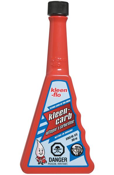 Kleen-Flo Kleen-Carb Maintenance Supplies - Cleanflow