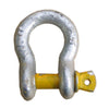 Galvanized Steel Anchor Shackles Shop Equipment - Cleanflow