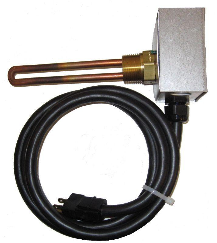 Magikist Immersion Heater 120V 1500W | Model ELCMSHE1500W Pipe Cleaning and Thawing - Cleanflow