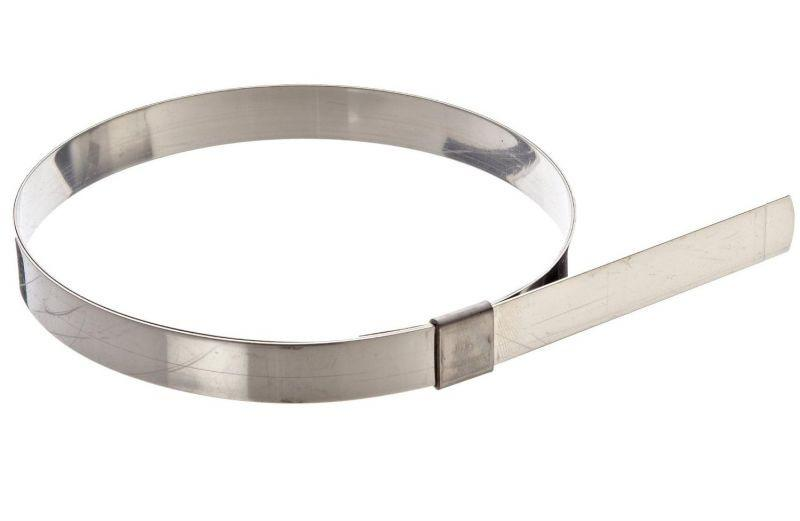 Stainless Punch Clamps 10 Pack | for Hoses up to 8