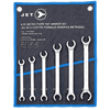 Jet Flare Nut Double Box Wrench Sets Pipe Tools - Cleanflow