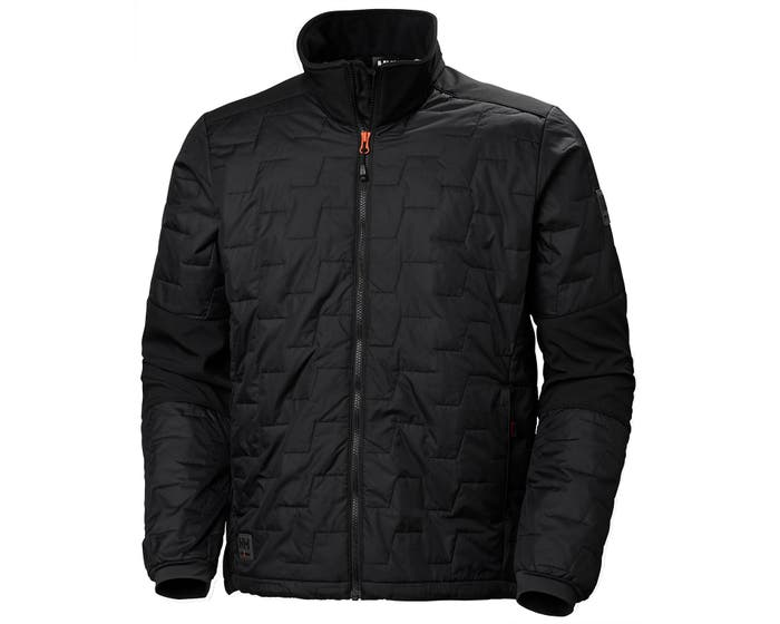 Helly Hansen Kensington Lifaloft Jacket | Black Work Wear - Cleanflow