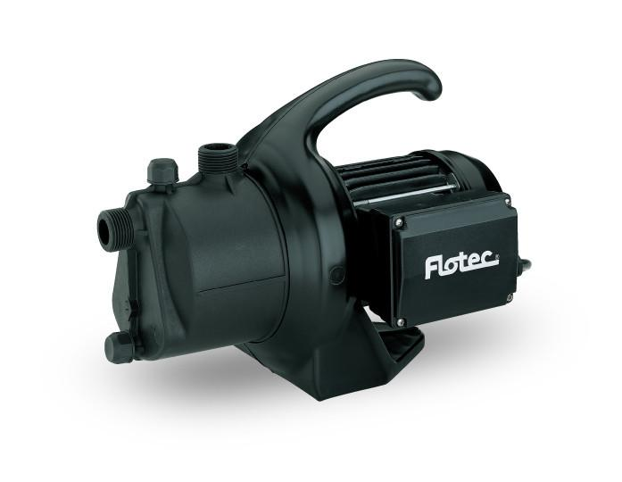 Flotec FP5112 1/2 HP Portable Utility Transfer / Pressure Boost Pump