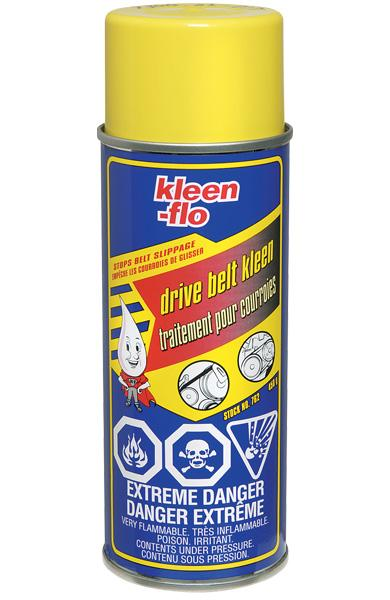 Kleen-Flo Drive Belt Kleen Maintenance Supplies - Cleanflow