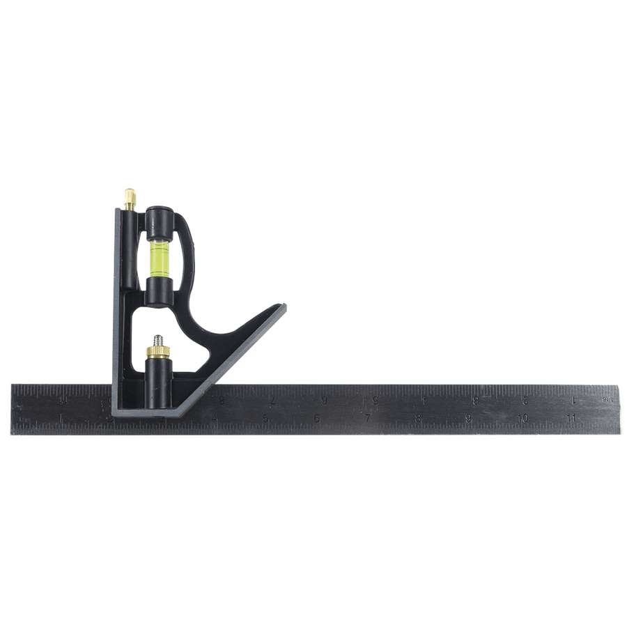"Jet 12"" Combination Square Hand Tools - Cleanflow"