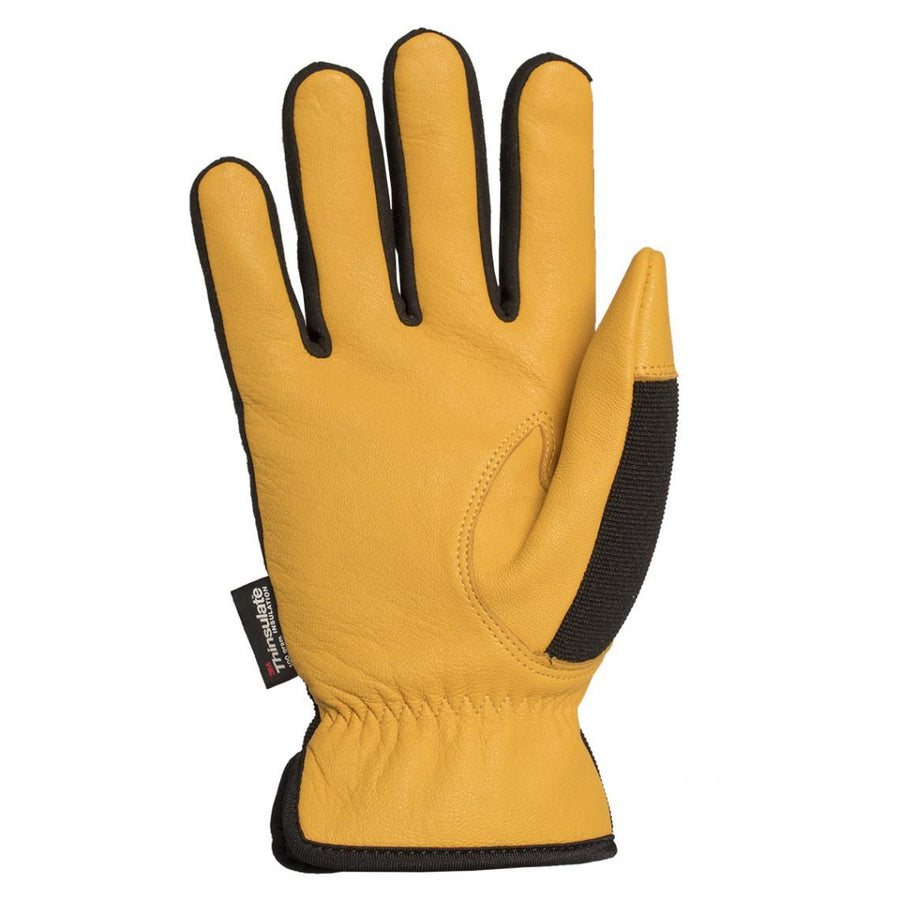 Horizon Thinsulate Lined Goatskin Work Gloves Work Gloves and Hats - Cleanflow