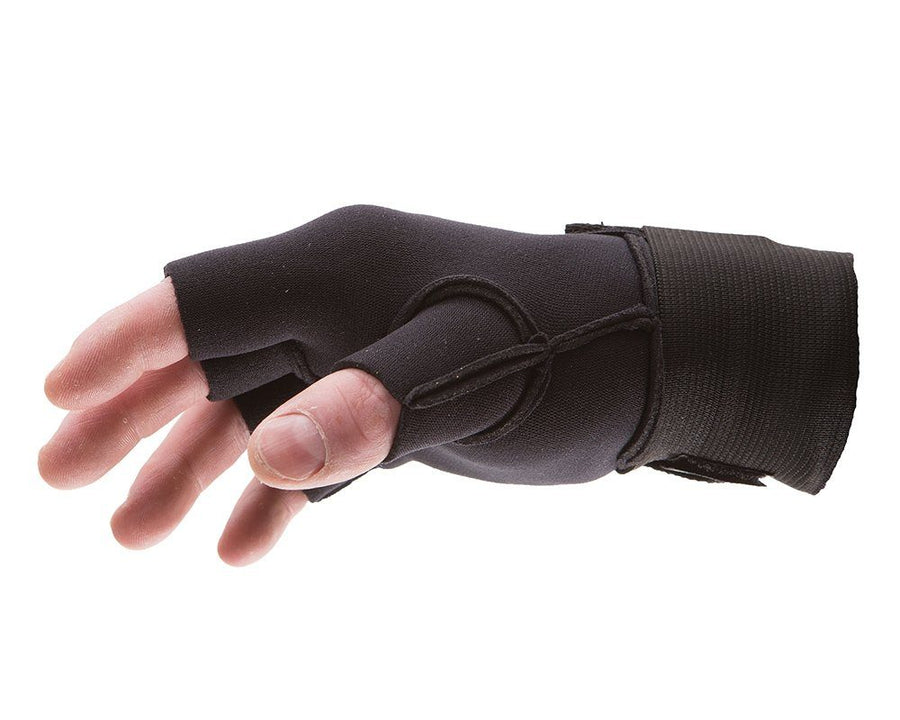 Impacto 785-00 Half Finger Anti-Fatigue Glove Ergonomics - Cleanflow