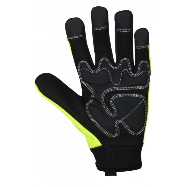 Terra Hi-Vis High Performance Work Gloves Work Gloves and Hats - Cleanflow
