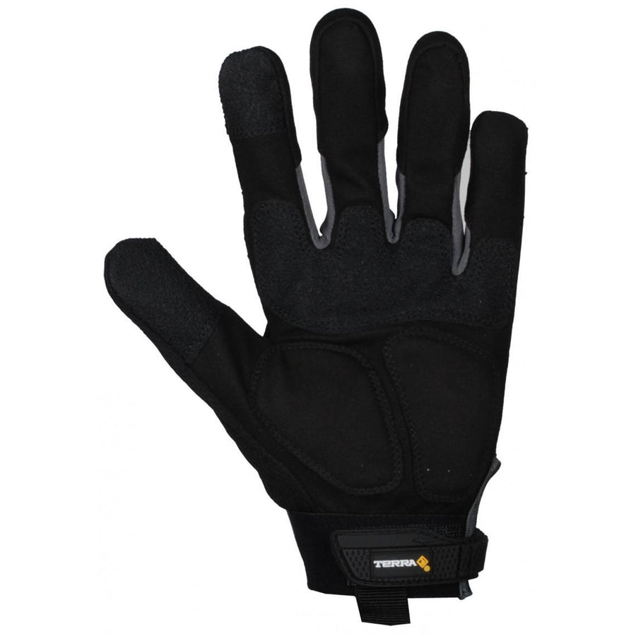 Terra Impact Protection High Performance Work Gloves | M, L, XL Work Gloves and Hats - Cleanflow