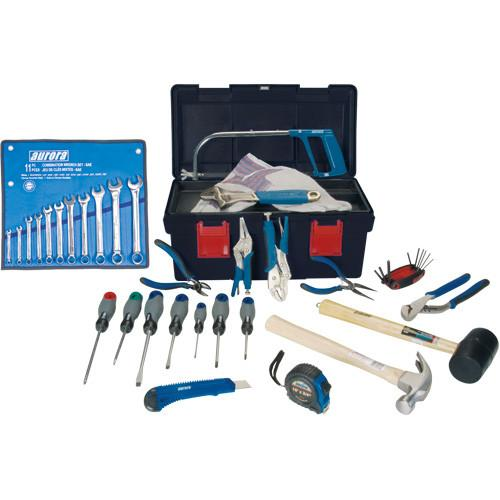 Aurora 40-Piece Maintenance Tool Set