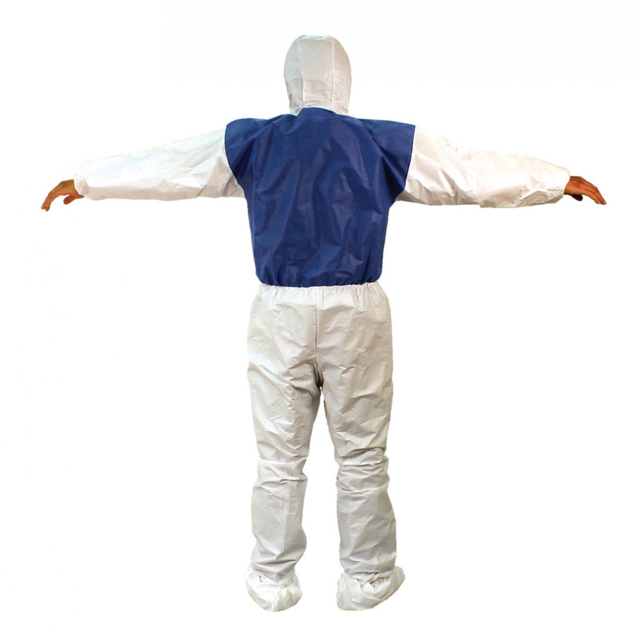 GenVec Pro SMS Disposable Coveralls Work Wear - Cleanflow