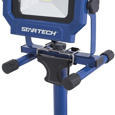 Startech Work Site Light with Heavy Duty Tripod | 2,000 Lumens Facility Equipment - Cleanflow