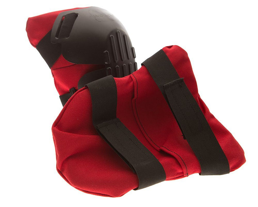 Impacto 877-00 Fire Retardant Hard Shell Knee Pads Ergonomics - Cleanflow