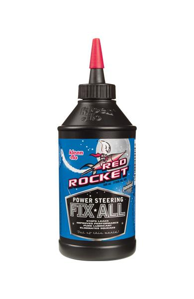 Red Rocket Power Steering Fix-All Maintenance Supplies - Cleanflow