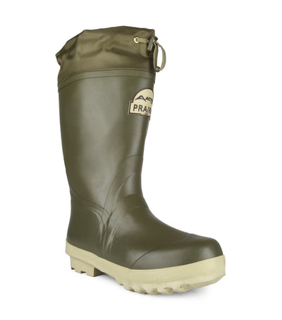 Acton Prairie Premium Plain Toe Waterproof Winter Boots | Sizes 7 - 13 Work Boots - Cleanflow