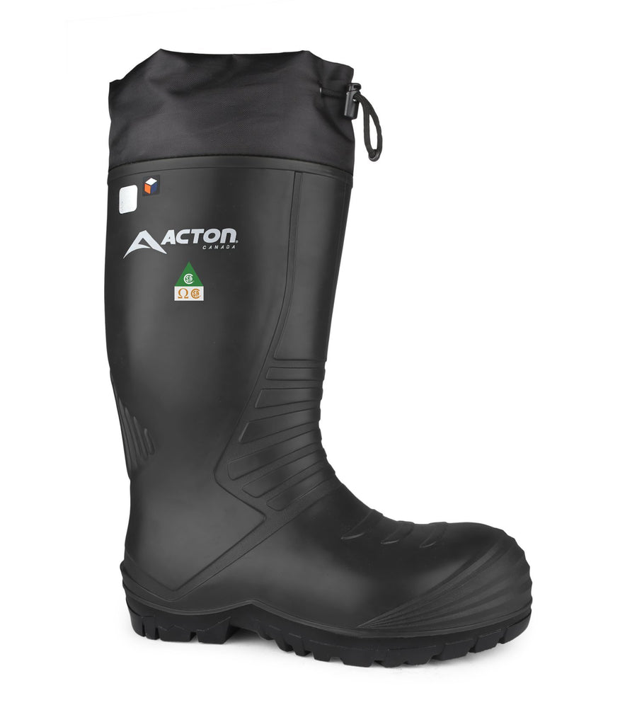 Acton Renegade Men's Composite Toe Winter Safety Work Boots | -59°C/-75°F Rated | Sizes 7 -14 Work Boots - Cleanflow