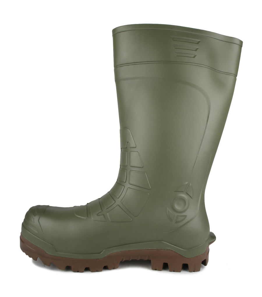 Acton Bering Winter Work Boot | Green | Sizes 4 - 14 Work Boots - Cleanflow
