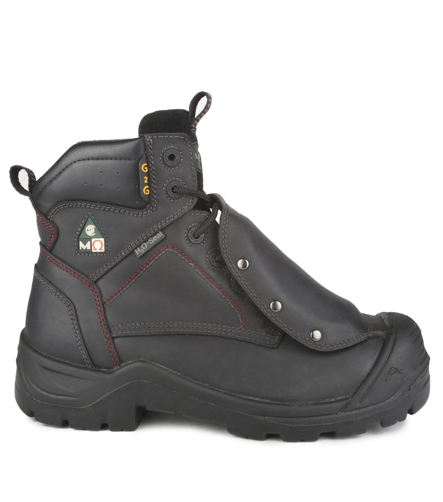 "Acton G2G 6"" External Metguard Safety Work Boots 