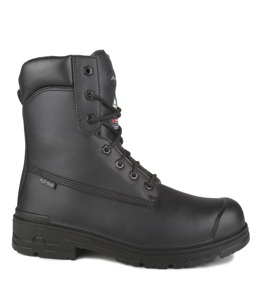 "Acton Prospect 8"" Chemtech Safety Work Boots 