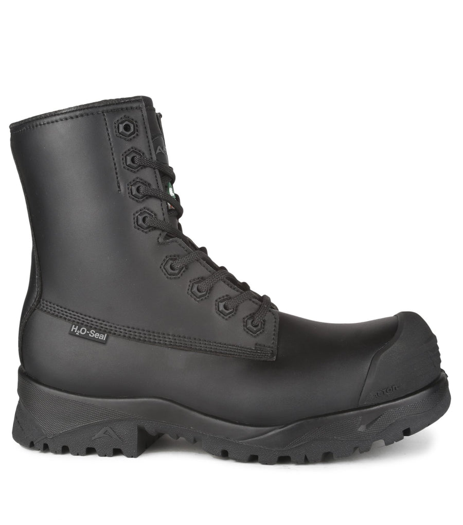 "Acton Electric 8"" Chemtech Thinsulate Lined Safety Work Boots 