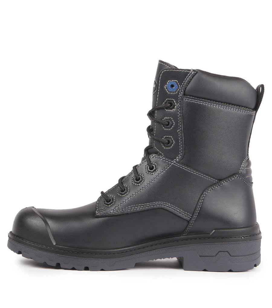 "Acton Progum 8"" Waterproof Leather Work Boots 