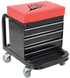 ATD Heavy-Duty Toolbox Creeper Seat (450 Lbs Capacity) Automotive Tools - Cleanflow