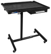 Heavy Duty Mobile Work Table w/ Drawer Shop Equipment - Cleanflow
