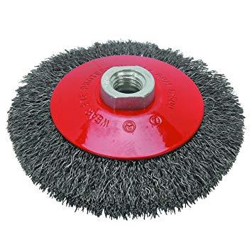 Angle Grinder Tapered Brushes Shop Equipment - Cleanflow