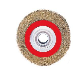 Bench Grinder Crimped Wire Wheel Brushes