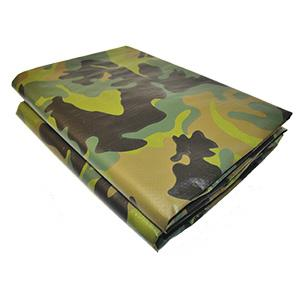 Camouflage Tarpaulins Maintenance Supplies - Cleanflow
